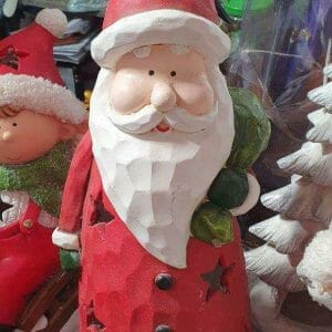 Figurines Figurine Decoration (2 feet high) All about Christmas
