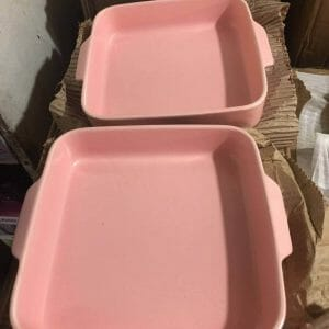 Plates Square Serving Tray ceramic food tray