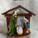 Holy Family Tabletop Figurine